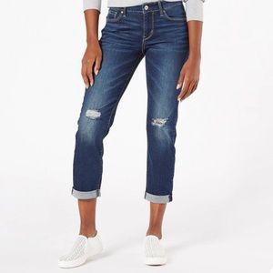 Denim Modern slim Boyfriend Jeans sz 16